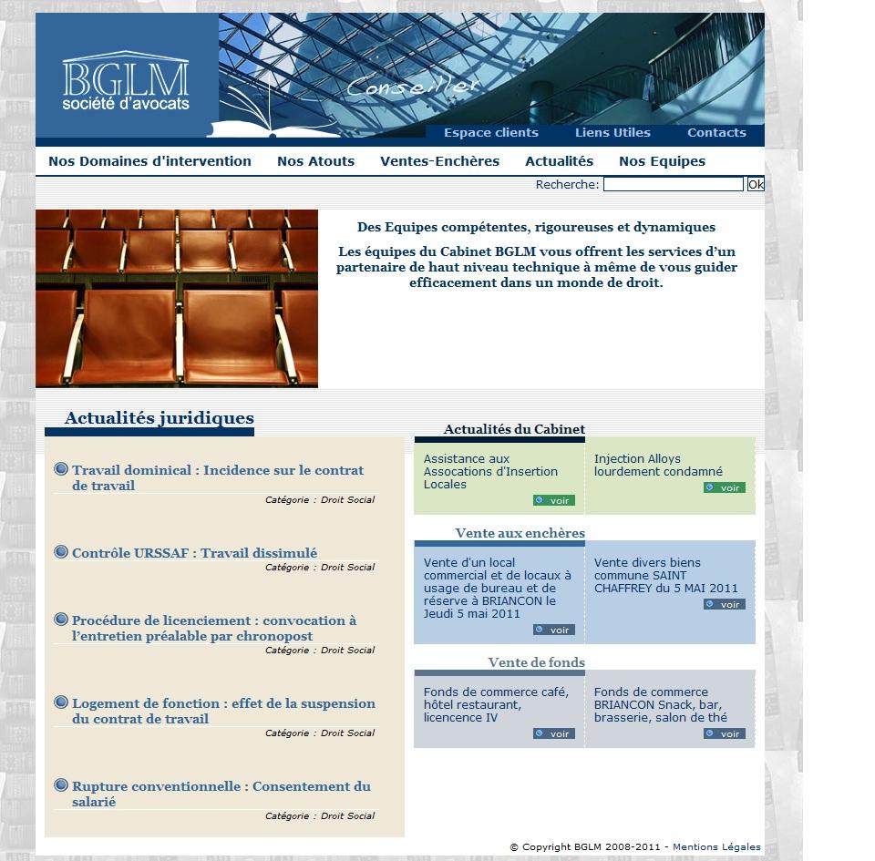 BGLM, Société d'avocats
