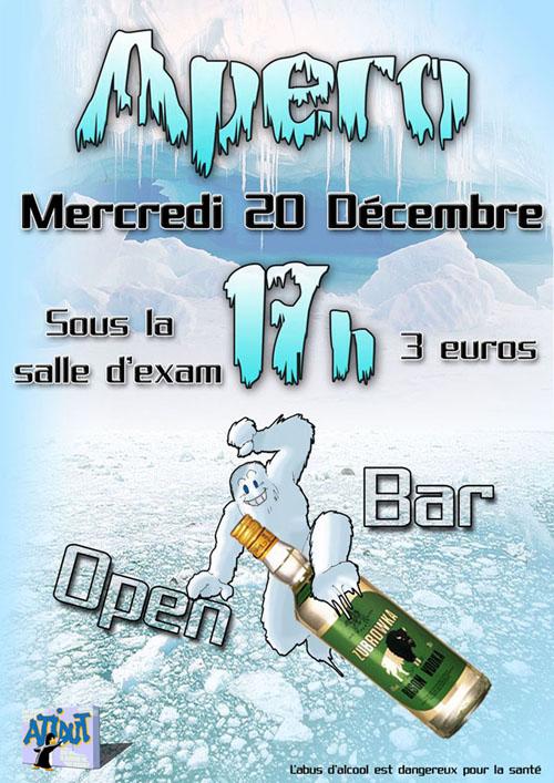 Open Bar 20/12/2006