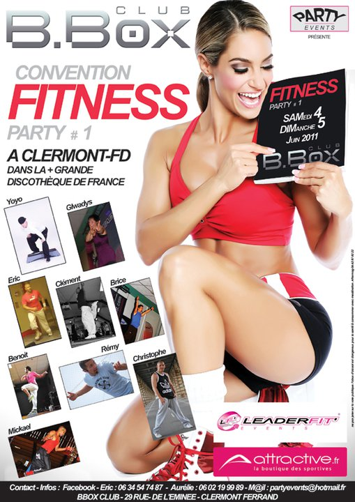 Fitnes Party #1 - Club BBOX