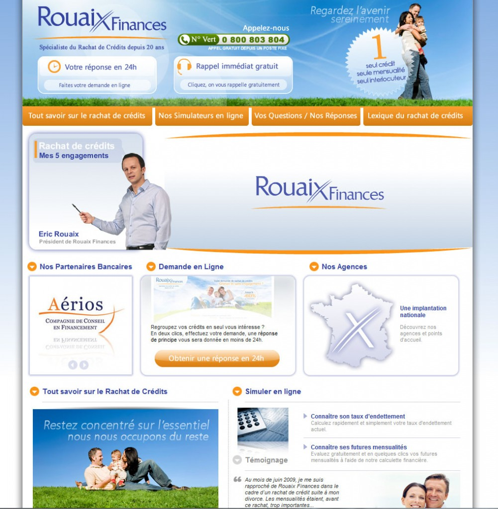 Rouaix Finances