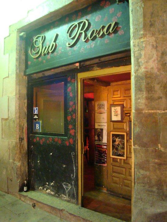 Sub Rosa - Barcelone