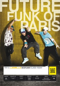 Body Jam 58 - Tracklist