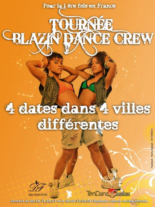 Blazin Dance Crew à Toulouse
