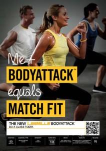 Body Attack 76 Tracklist