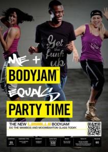 Body Jam 60