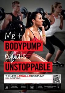 Body Pump 81 Tracklist